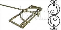 Оборудование для холодной ковки металла Объемная