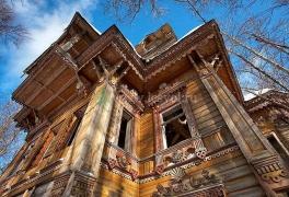 Проблема сохранения памятников деревянного зодчества