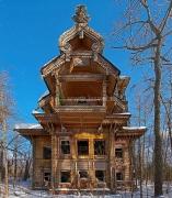 Зодчество - искусство деревянной архитектуры