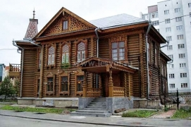 Современные примеры деревянного зодчества