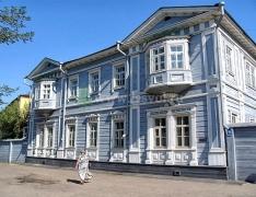 Памятники деревянного зодчества в городах России